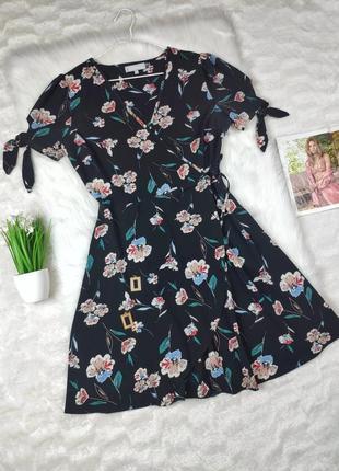Платье цветочный принт redherring