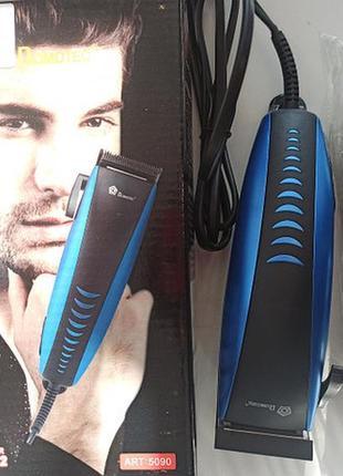Машинка для стрижки волос domotec ms 3302