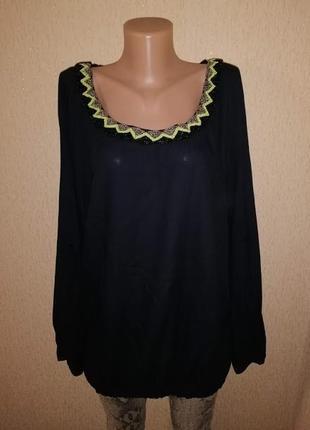 Красивая, нарядная женская кофта, блузка 18 размера george