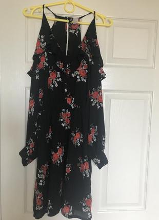 Легкое,нежное платье.