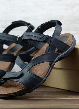 Мужские кожаные сандалии step wey самая низкая цена 💖🎀💞