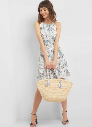 Дуже гарне платтячко з натуральної тканини