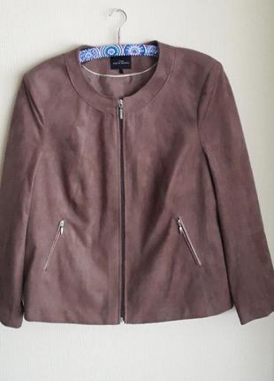 Брендовая женская куртка немецкого бренда your  sixth sense (c&a),оригинал,новая, сток