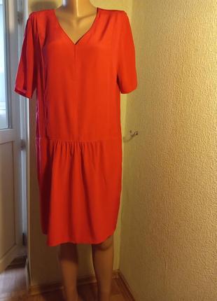 Платье шёлк jigsaw