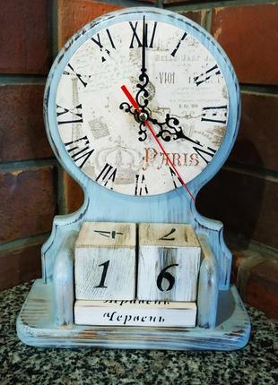 Годинник і календар