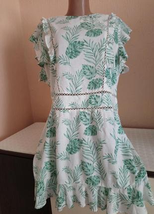 Красива сукня на модель +