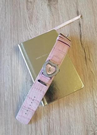 Часы, ремешок натуральная кожа