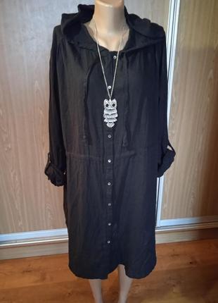 Шикарное платье 👗 рубашка/туника, большой размер
