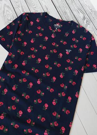Тишка hollister футболка поло футболка майка лонгслив реглан тениска