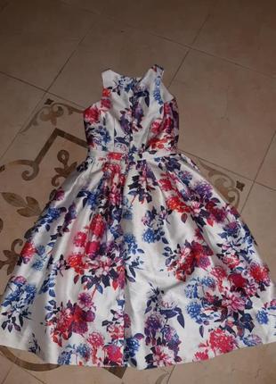 Шикарне платья сукня миди