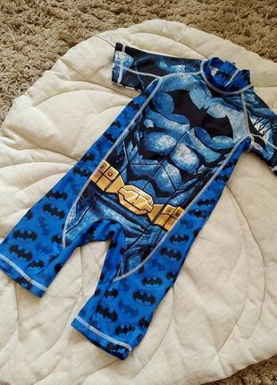 Купальник костюм для плавания плавання некст новый бэтмен