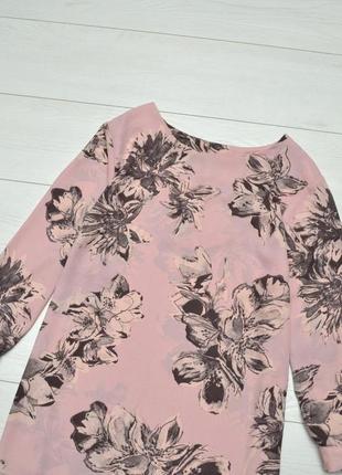Чудова блуза в квіти papaya.2 фото
