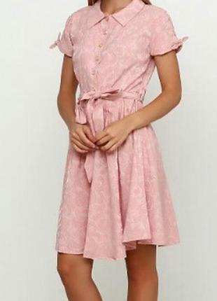 Sassofono платье миди пояс р с-м-л