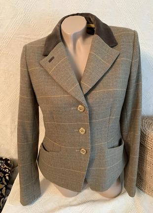 Винтажный женский пиджак joules
