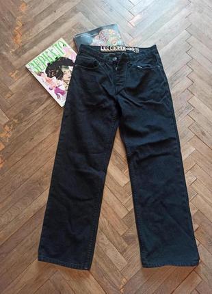 Lee cooper джинсы мом, высокая посадка, оригинал, плотный коттон