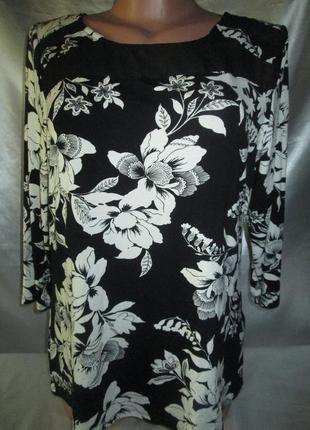 Блузка летняя, вискоза