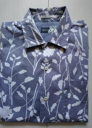 Сорочка на короткий рукав marc o'polo