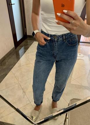 Женские mom джинсы befree