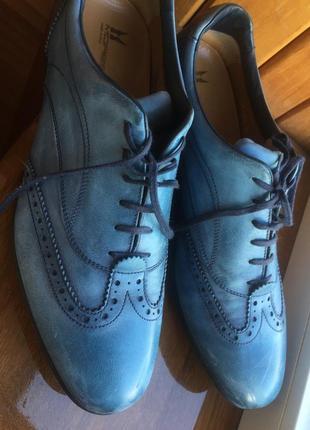 Туфли мужские черевики