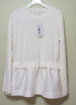 Cos свитер / джемпер / кофточка / пуловер, размер s, 100% шерсть