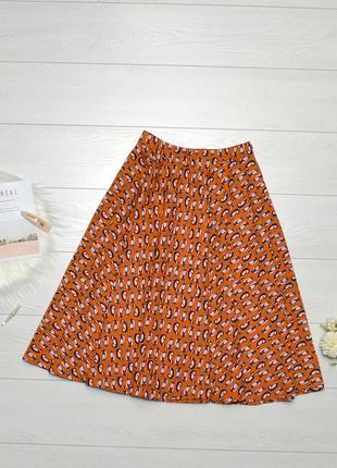 Красива котонова юбка в коти lindy bop.