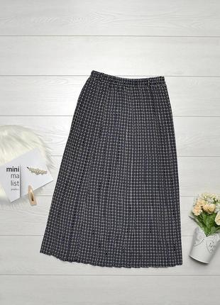 Чудова плісірована юбка міді isabelle.