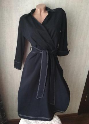 Брендовое платье стильное hobbs