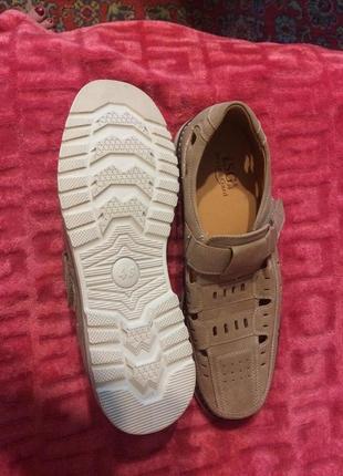 Чоловічі туфлі великий розмір!!!