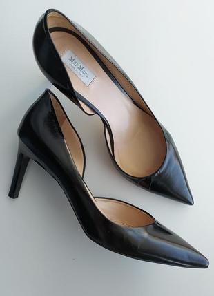 Туфли лодочки винтаж max mara