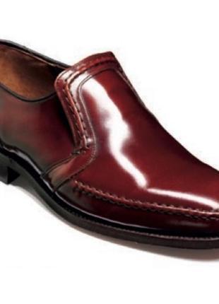 Туфли лоферы barker aнглия р.42