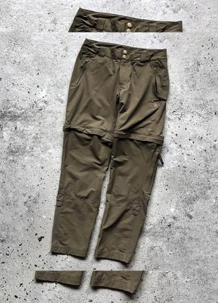 The north face cargo pants карго, трансформер штани