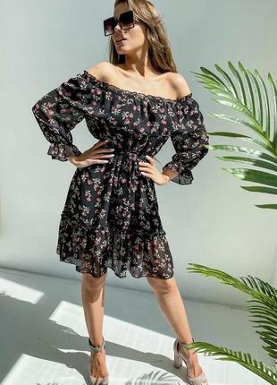 Трендовое платье миди на лето 2021🔥