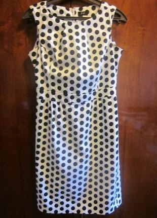 Симпатичное платье f&f размер xs-s. состояние новое