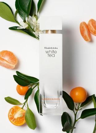 Оригинал elizabeth arden white tea mandarin blossom, распив, белый чай мандарин