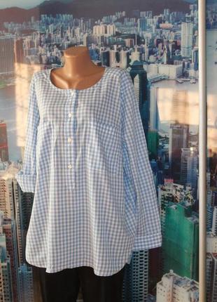 Блуза на жару