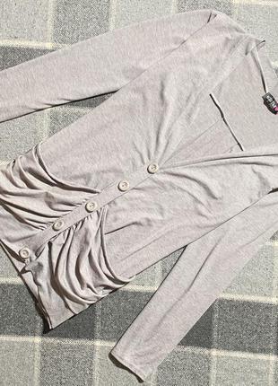 Женская кофта кардиган