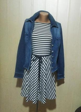 Платье uniqlo + курточка