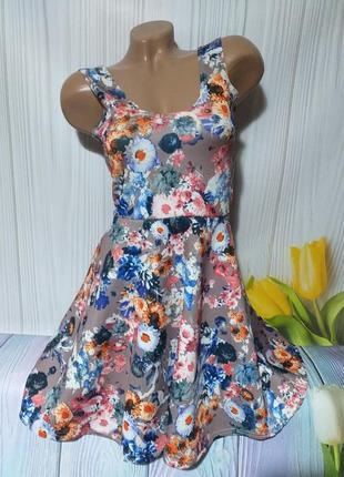 Обалденное платьице размер s