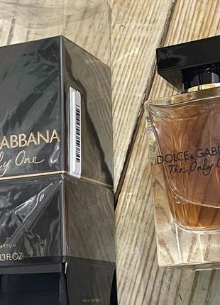 Парфюмированная вода dolce gabbana