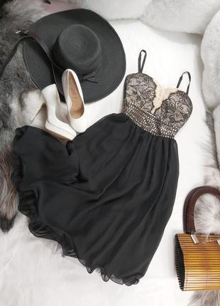 Шикарное стильное нарядное вечернее платье