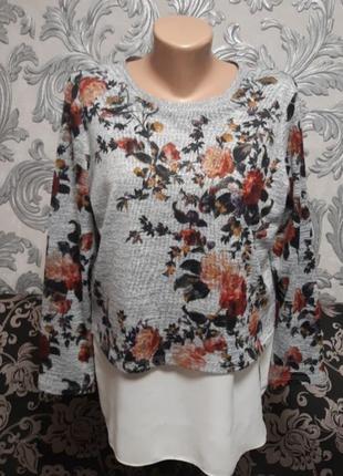 Блузка размер:l