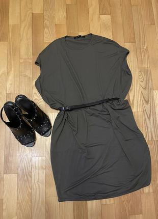Трикотажна сукня дизайнерська, торг 🛍