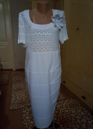 Шикарное беларусское платье