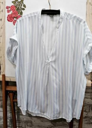 Хлопковая рубашка primark