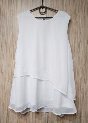 Блуза белая orsay
