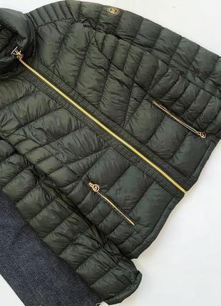 Ультралегкая куртка на пуху michael kors