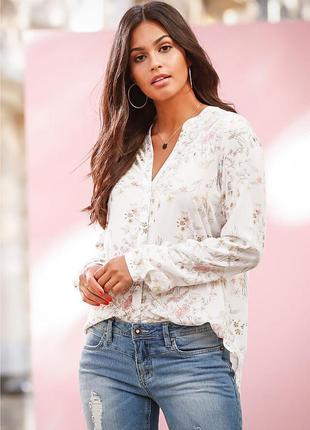 Новая блузка с цветочным принтом bodyflirt