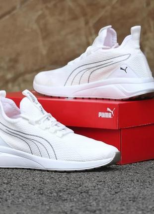 Кроссовки puma white 🖤🖤🖤 самая низкая цена 💖