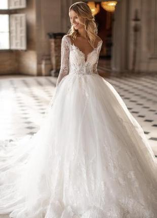 Свадебное платье milla nova gemma