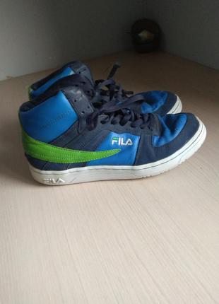 Ботинки fila 41